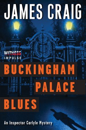 Buckingham Palace Blues book image