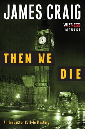 Then We Die book image