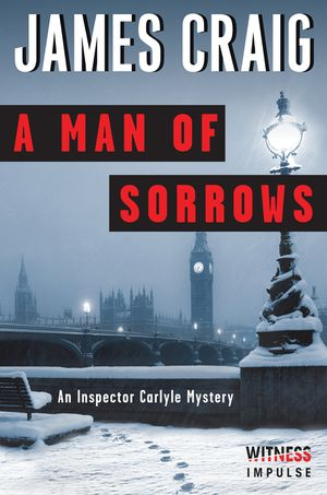 A Man of Sorrows book image