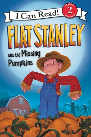 Flat Stanley and the Missing Pumpkins book image