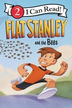 Flat Stanley and the Bees Hardcover  by Jeff Brown