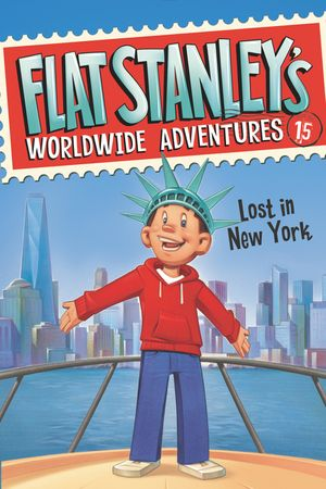 Flat Stanley's Worldwide Adventures #15: Lost in New York book image