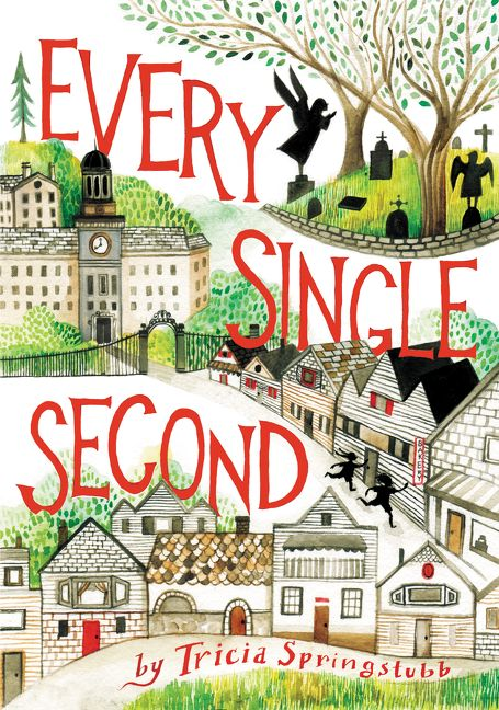 Every single second tricia springstubb e book enlarge book cover fandeluxe PDF
