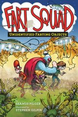 Fart Squad #3: Unidentified Farting Objects