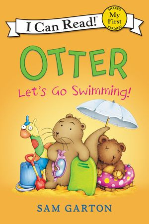 Otter: Let's Go Swimming! book image