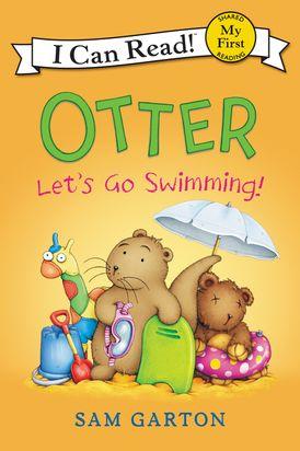 Otter: Let's Go Swimming!