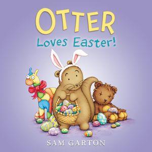 Otter Loves Easter! book image