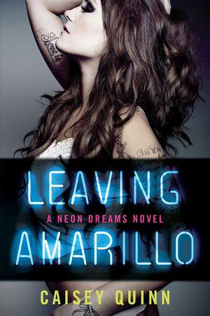 Leaving Amarillo book image