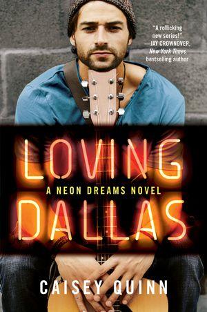 Loving Dallas book image