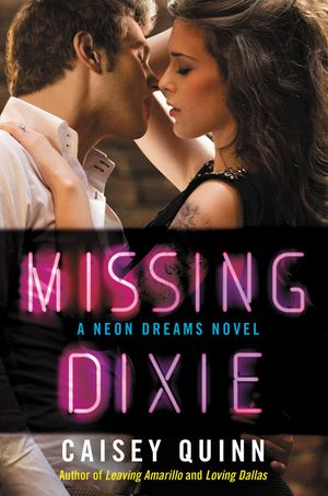 Missing Dixie book image