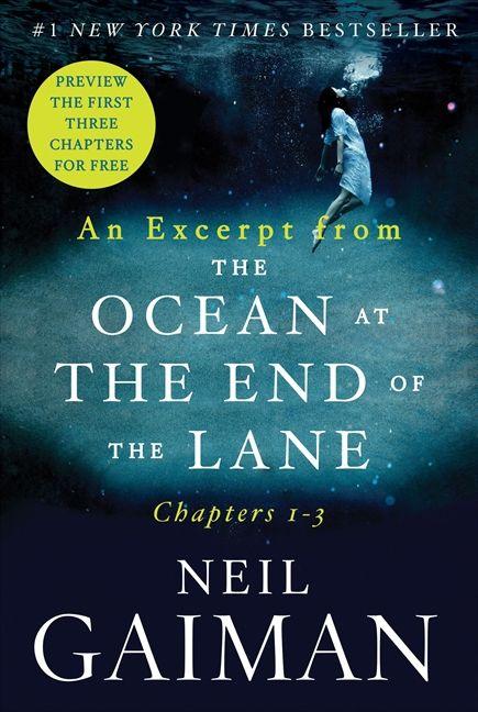 Neil gaiman the ocean at the end of the lane epub maze