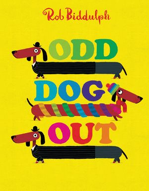 Odd Dog Out book image