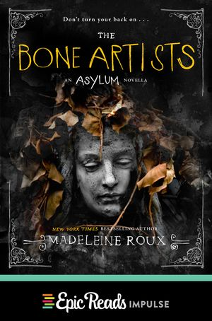 The Bone Artists book image