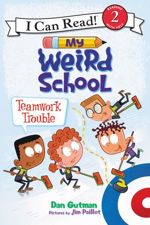 My Weird School: Teamwork Trouble book image