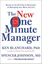 The New One Minute Manager Hardcover  by Ken Blanchard