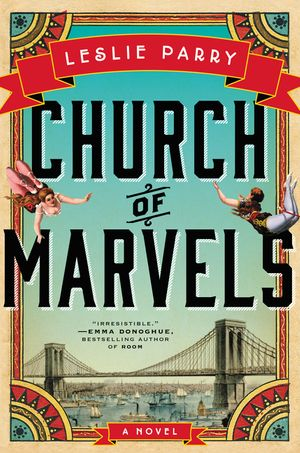 Church of Marvels book image