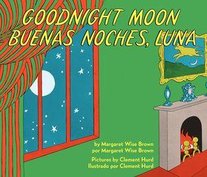 Goodnight Moon/Buenas noches, Luna book image