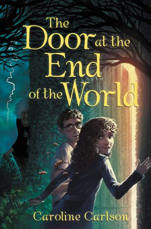 The Door at the End of the World book image