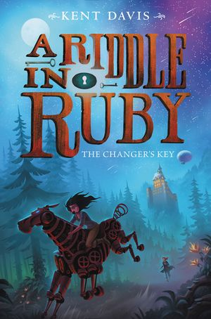 A Riddle in Ruby #2: The Changer's Key book image
