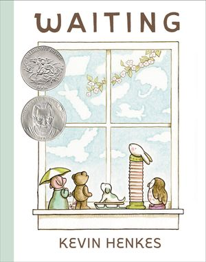 Waiting book image