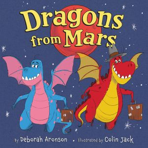 Dragons from Mars book image
