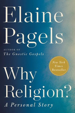 Why Religion? book image