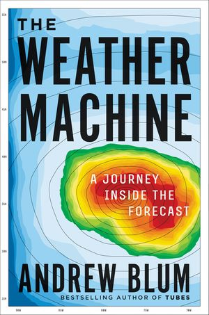 The Weather Machine book image