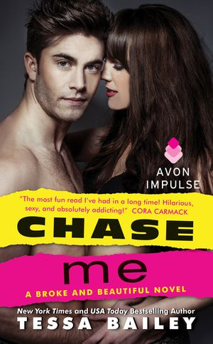 Chase Me book image