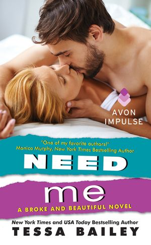 Need Me book image
