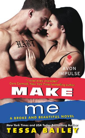 Make Me book image