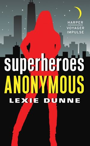 Superheroes Anonymous book image