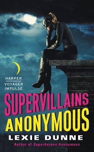 Supervillains Anonymous book image