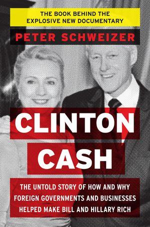 Clinton Cash book image