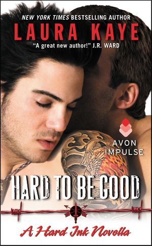Hard to Be Good book image