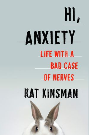 Hi, Anxiety book image