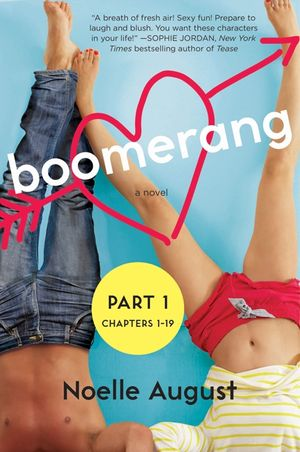 Boomerang (Part One: Chapters 1 - 19) book image