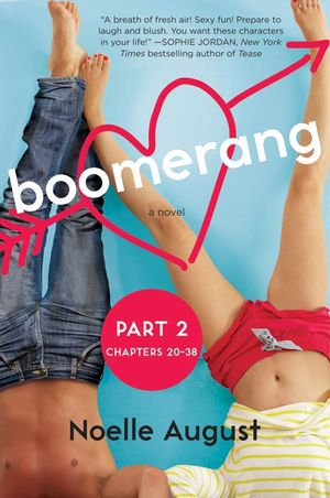 Boomerang (Part Two: Chapters 20 - 38) book image