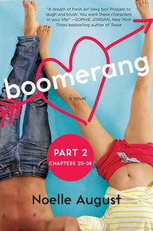 Boomerang (Part Two: Chapters 20 - 38)