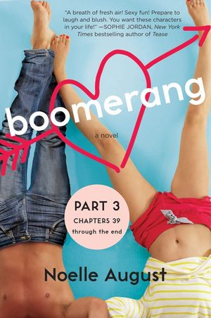 Boomerang (Part Three: Chapters 39 - The End) book image