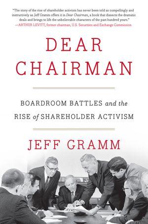 Dear Chairman book image