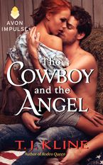 The Cowboy and the Angel Paperback  by T. J. Kline