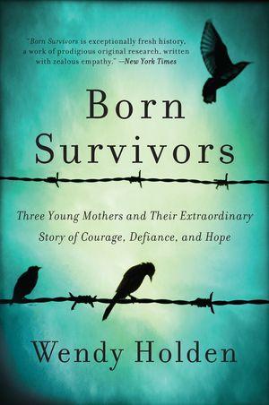 Born Survivors book image