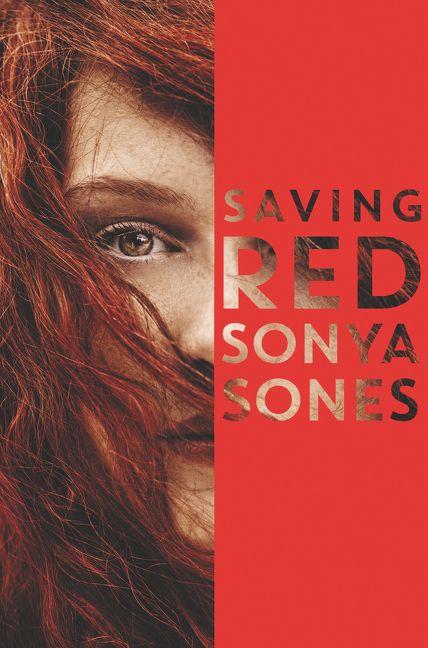 saving red sonya sones hardcover