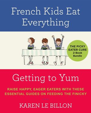 The Picky Eater Cure 2 Book Bundle book image