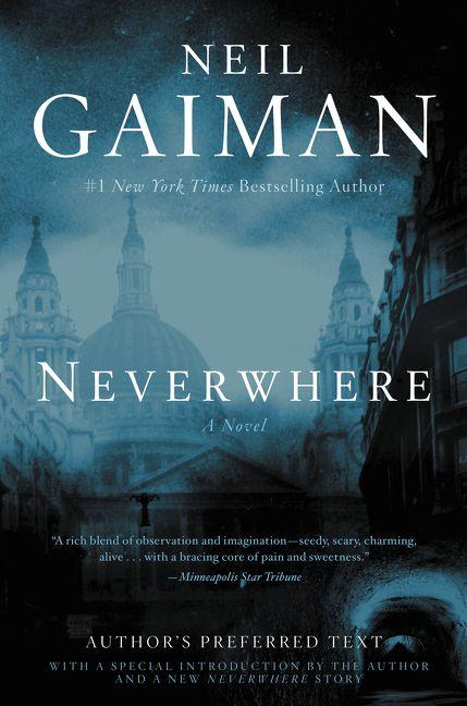 0939730db0d71 Neverwhere - Neil Gaiman - Hardcover