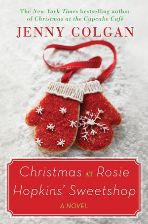 Christmas at Rosie Hopkins' Sweetshop book image