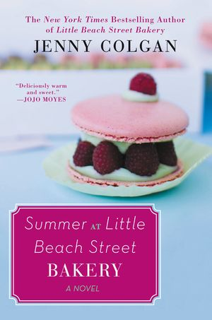 Summer at Little Beach Street Bakery book image