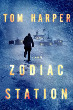 Zodiac Station book image