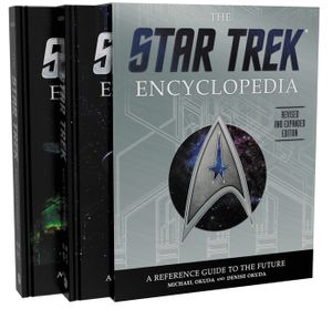 The Star Trek Encyclopedia, Revised and Expanded Edition book image