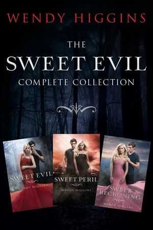 Sweet Evil 3-Book Collection book image